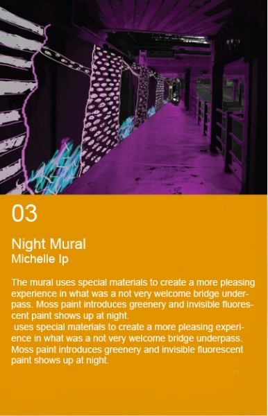 Night Mural Overview
