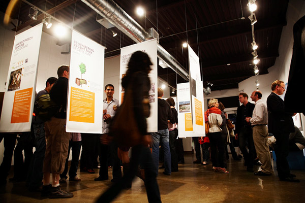 Toronto Unbound Exhibit