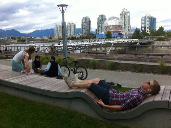 It's All in the Details For Vancouver's Sea Wall - Opencity Projects