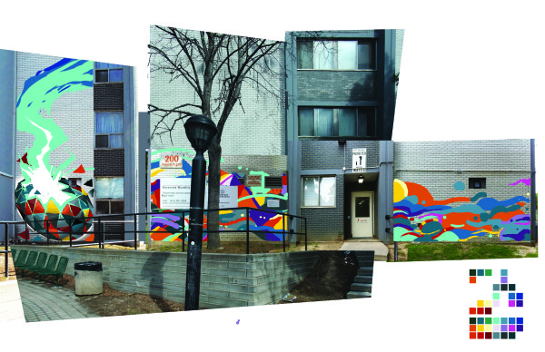 OpenCity Projects: Lower Wall